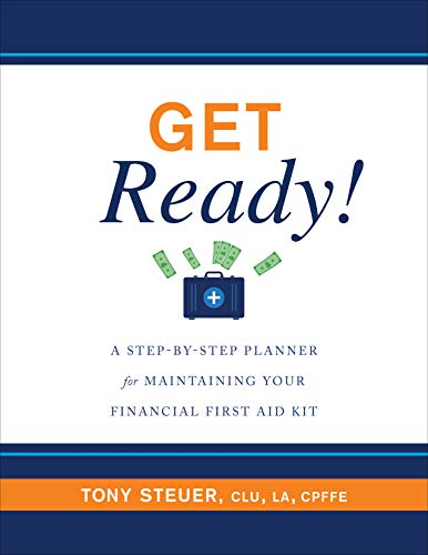 Cover image for Get Ready!: A Step-by-Step Planner for Maintaining Your Financial First Aid Kit