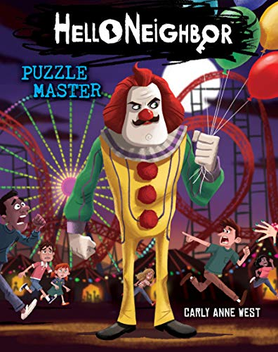 Cover image for Puzzle Master (Hello Neighbor)