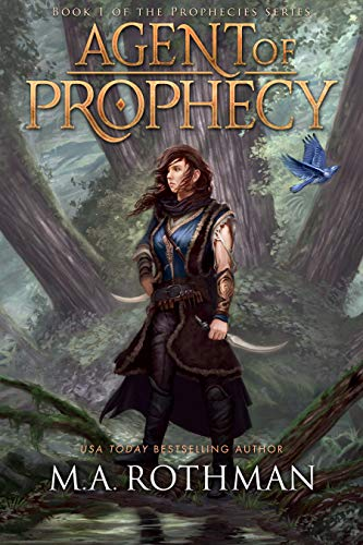 Cover image for Agent of Prophecy (Prophecies Series, Book 1)