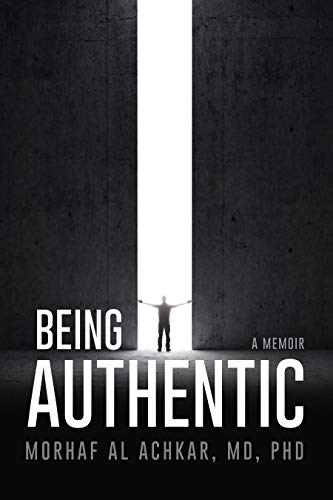 Cover image for Being Authentic: A Memoir