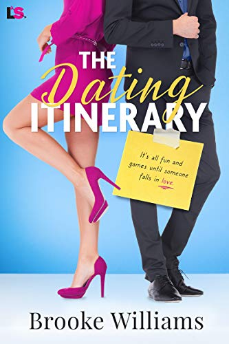 Cover image for The Dating Itinerary