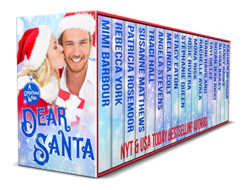 Cover image for Dear Santa: A Christmas Wish (The Holiday Series Book 3)